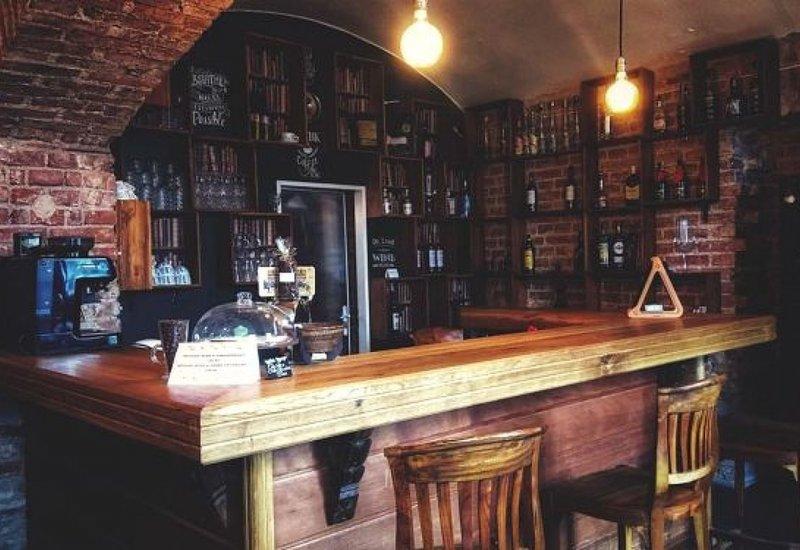 Absinthe-cafe Čechov
