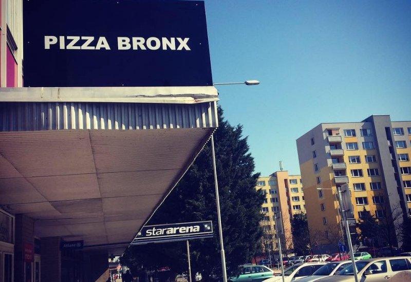 Pizza Bronx